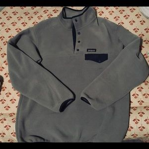 Patagonia Lightweight Snap-T Micro Fleece Pullover